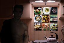 Tableau pour la cuisine