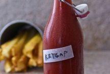 Ev yapımı ketcap