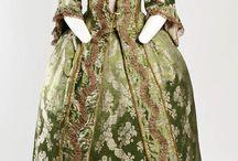 Clothing 1750's