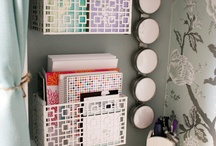 Organize me! / by Tazza
