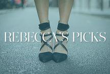 Rebecca's Picks / by Rebecca Minkoff