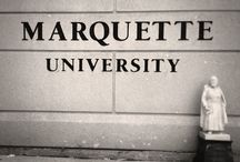 Travels of Father Marquette  / Follow him on Twitter at http://twitter.com/FatherMarquette  / by Marquette University