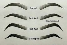 eyebrows shape