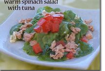 Spinach LEAP Recipes/Info
