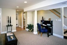 Home Basement Designs