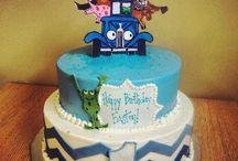 Ryker's 1st Birthday / by Angela Page