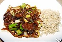 Chinesische und Indische Rezepte