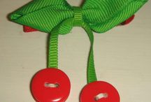 Craft projects- Ribbons