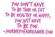 Body Image & Self Love / Positive Body Image and Self Love Resources