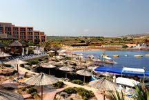 Ramla Bay Resort Malta / A haven of tranquillity right at the water's edge.