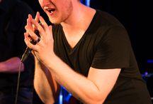 Zwischenkonzert Ensemble 23.07.2015 / Studierende des B.A.-Studiengang Musikproduktion an der hdpk zeigen nach dem 3. Semester, was sie als Band drauf haben. Fotos: Benjamin Fischer