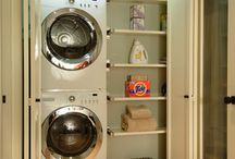 Space: Laundry rooms