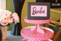 Barbie party / by Michelle (simplyseashell.com)