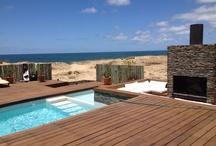 Coast of Uruguay