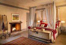 Romantic Bedrooms - luxury romantic escapes in Italy / Fall in love with our romantic luxury retreats - our exclusive collection of hand-picked holiday villas includes sea front properties, castles and country homes in the best locations in Italy and worldwide. For truly relaxing luxurious getaways and a touch of romance....