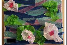 Kids art and craft Ideas / by Rosalie Cronin