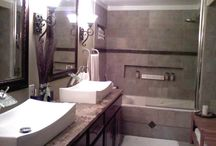bathroom / by Mary Pat Jackson
