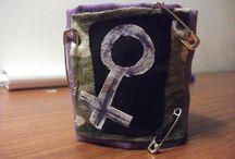wrist purses