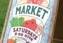 A fArmErS mArKet / by Diane Appanaitis