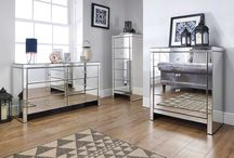 Seville Mirrored Bedroom Collection / The clean, contemporary and chic Seville range will add a sense of elegance to any home.
