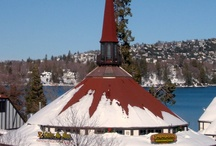 All About Lake Arrowhead & the surrounding area... And Real Estate