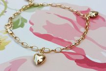 Gift Ideas for Her / Beautiful jewellery inspired by love. Fantastic jewellery gifts for her.