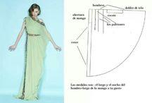 patterns, instructions