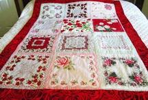 одеяла из платков