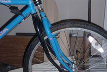 Bicyclettes rétro