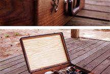 나무상자 가방