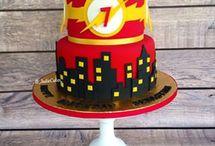 Gâteaux à thème