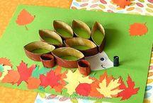 Elkészíthető őszi díszek