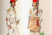 Spanish army of Napoleonic period