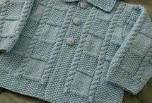 casacos de bebé