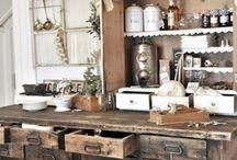 kuchnia rustykalna