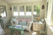 Outdoor room / by Dianne Seay