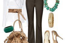 Work Outfits / by Cyndi Sullivan