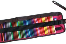Adult Coloring / Adult coloring books, pencils, pens, organizers etc....