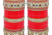Wedding Bridal Indian Chura