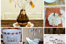 Holiday: Thanksgiving/ Autumn
