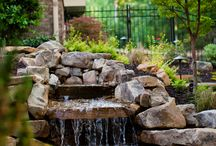 Fountains and Fire Places / Miller Landscape 770-591-5234 Woodstock, GA