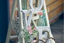 Wedding Tea Table Decorations