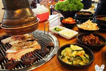 Korean Food / All of the wonderful Korean Food found in Malaysia
