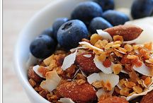 Healthy Breakfast Ideas / by Camille Freeman