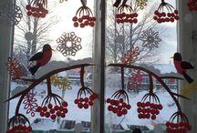 dekoracje na okna