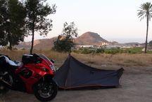 Morocco 2011 / Motorcycle journey on Suzuki Hayabusa to Morocco.