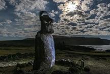 Easter Island Moai / Photos of the Moai on Easter Island