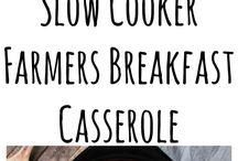Casseroles .. ANY