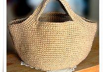Crochet : sacs et pochettes