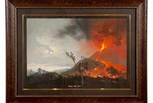 Vesuvius in Art